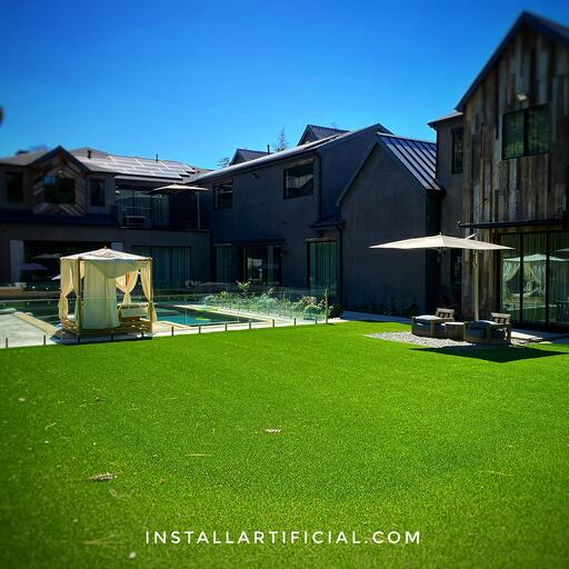 pet turf artificial grass installed la