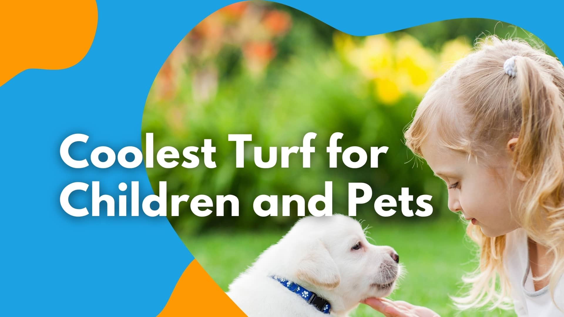 Coolest Turf For Children and Pets
