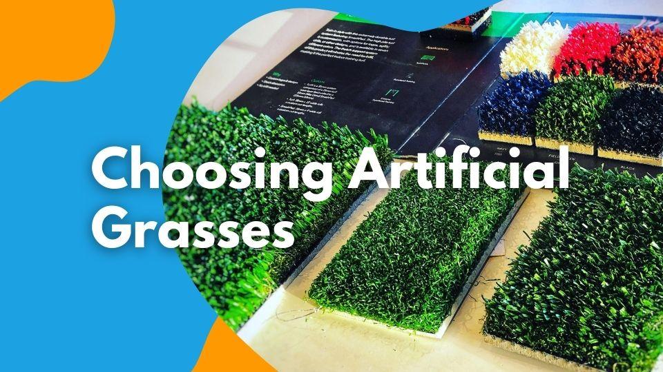 Choosing Artificial Grasses