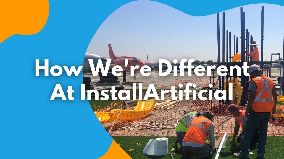 How We're Different at InstallArtificial