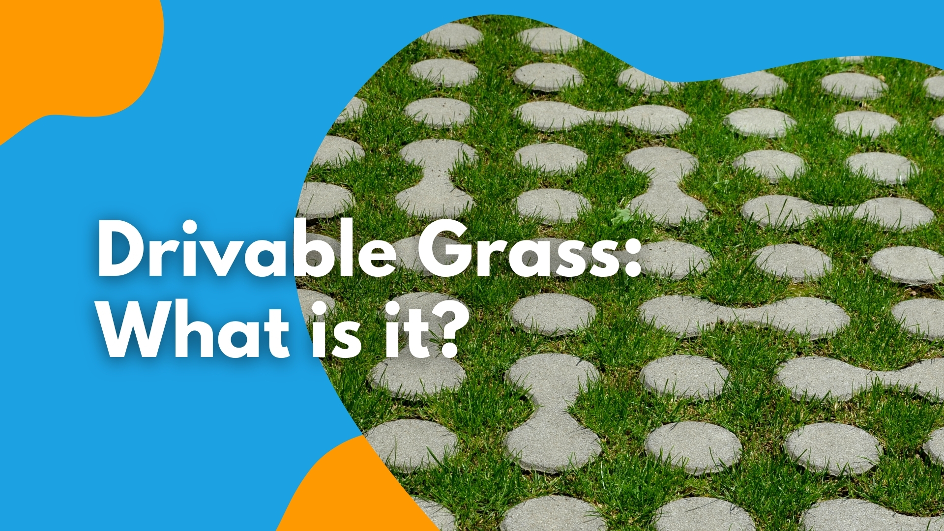 what is drivable grass