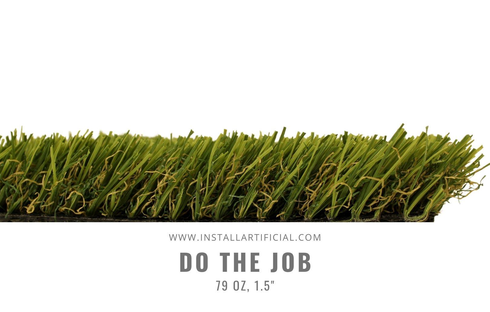 Do The Job, side