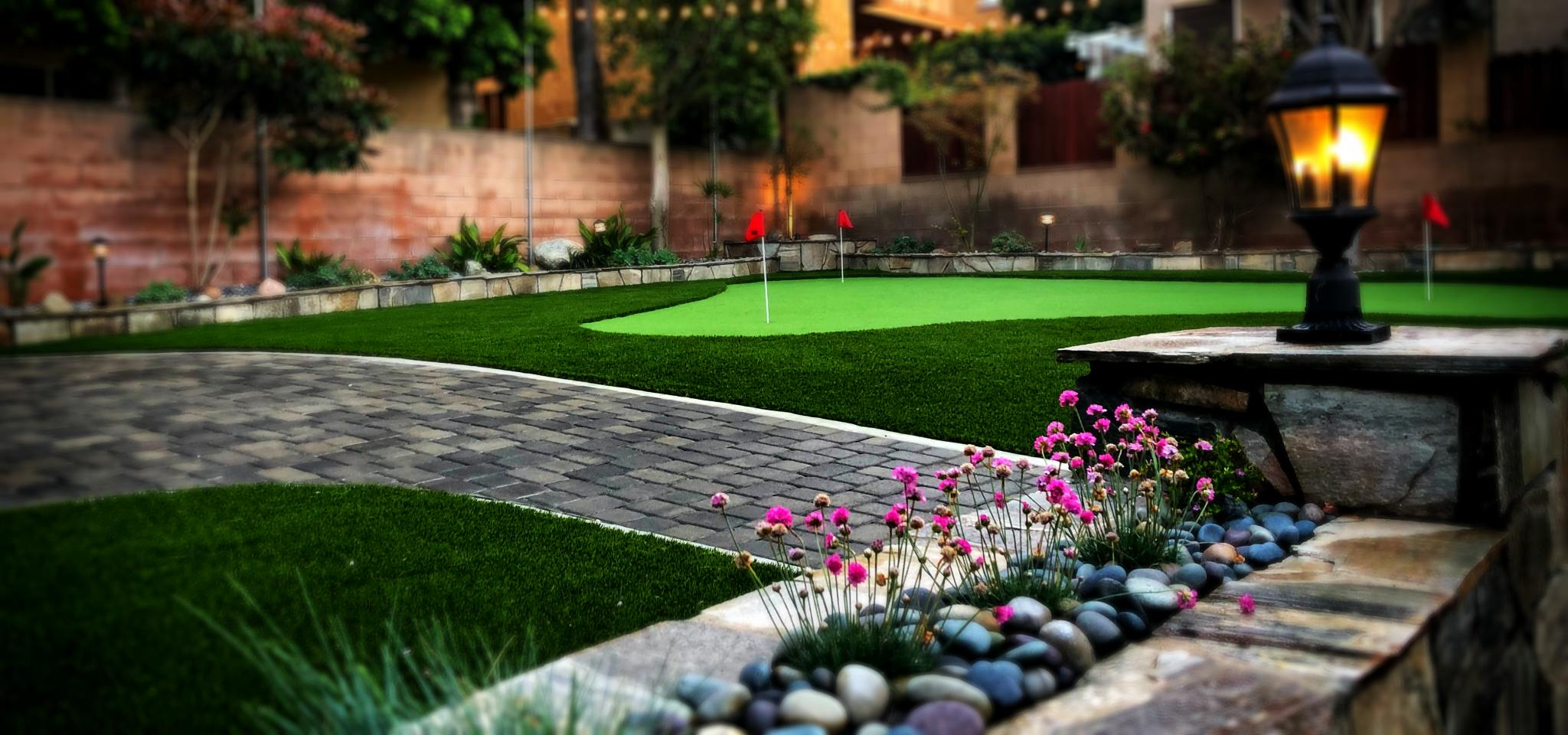 backyard design and renovations