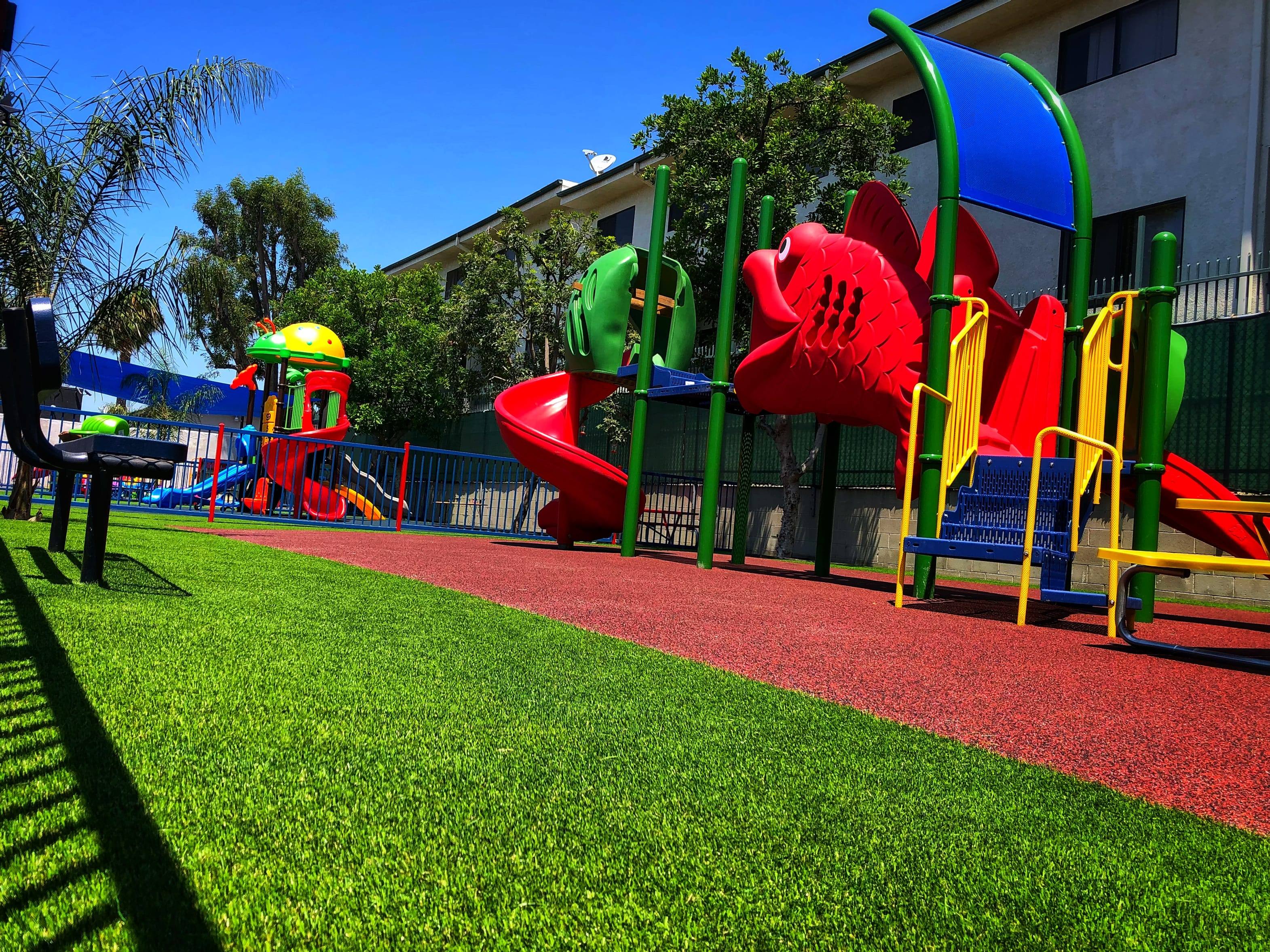 commercial play area