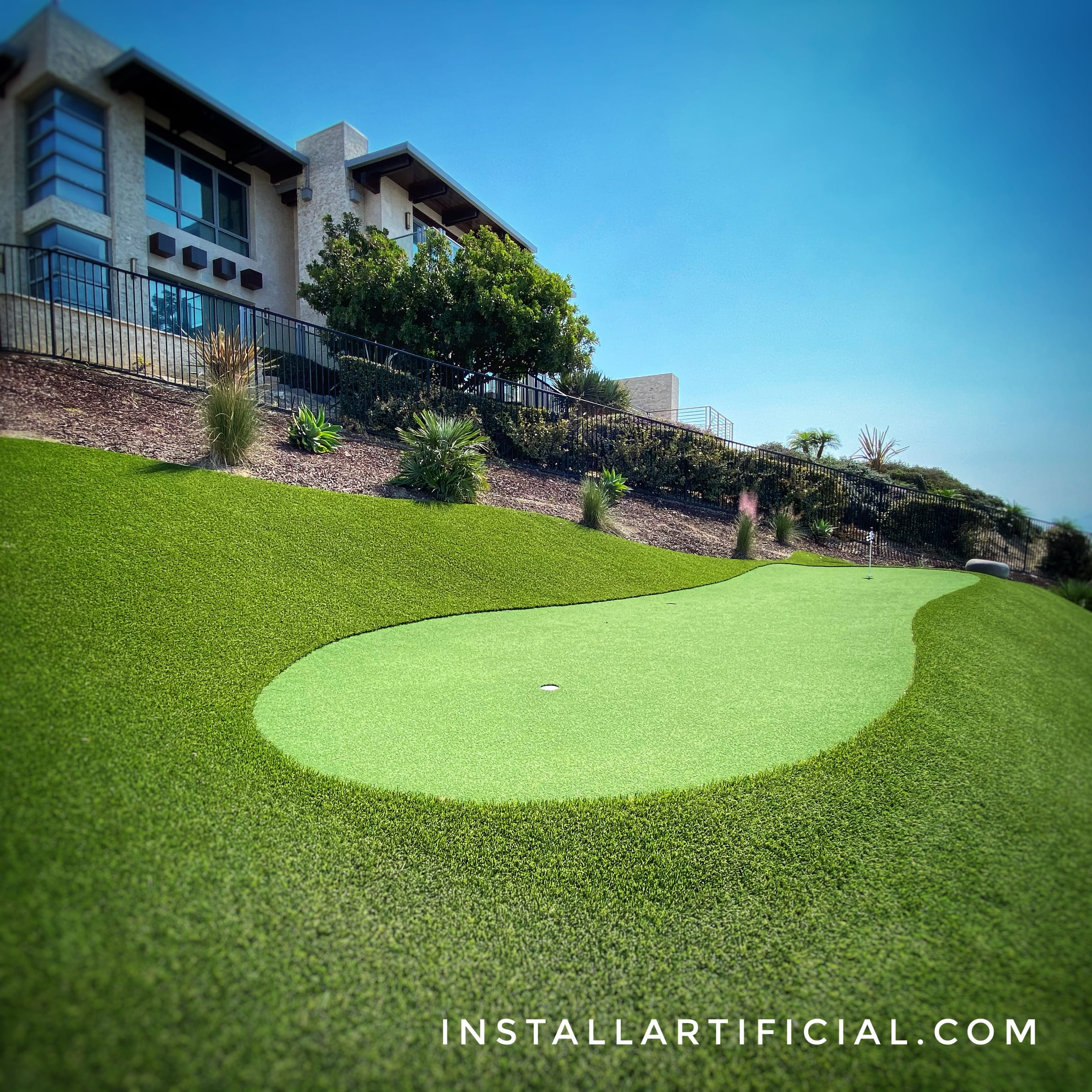 artificial grass putting greens golf