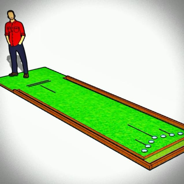 puttin green concept for smaller spaces