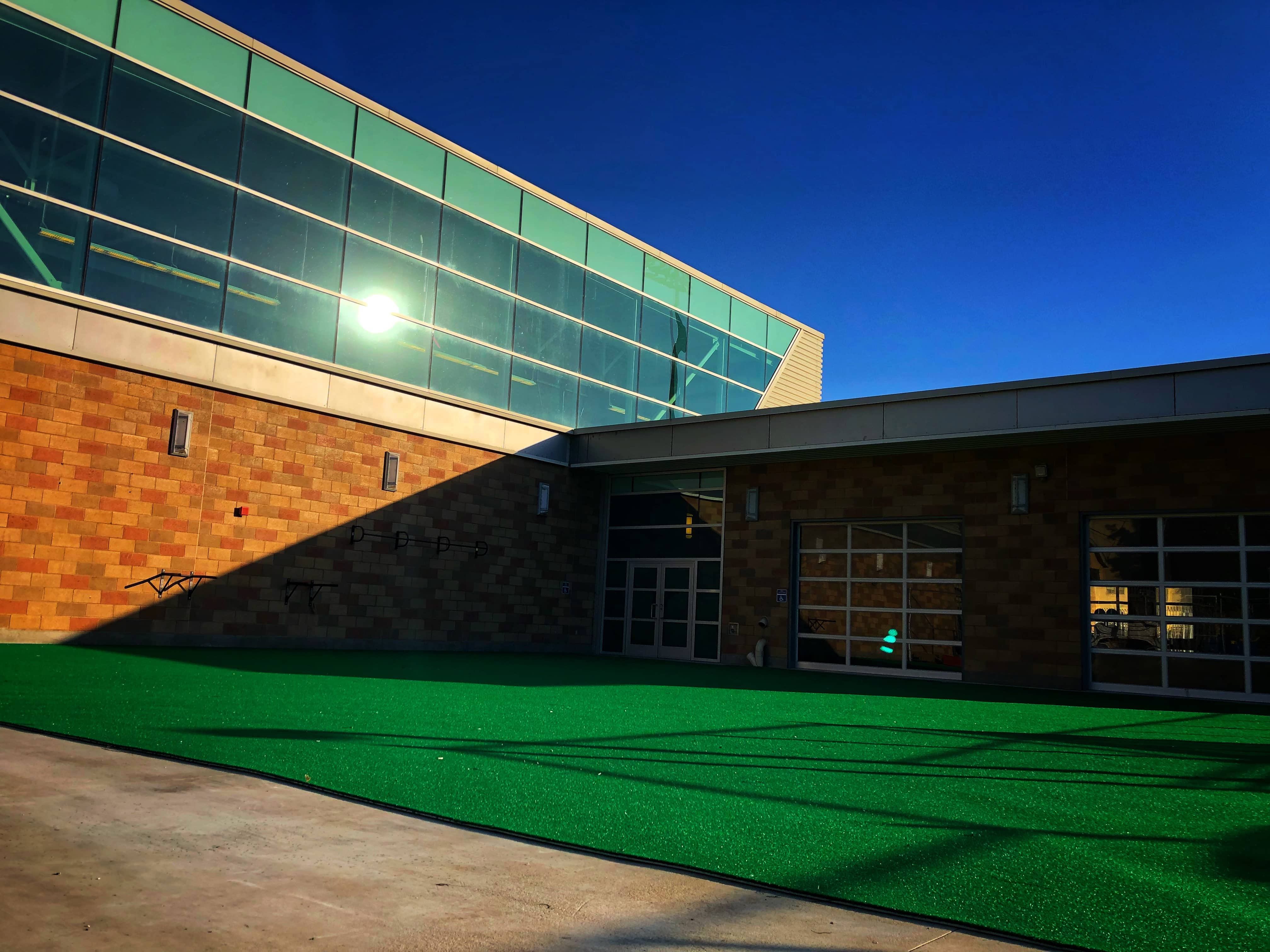artificial grass for outdoor sports